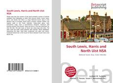 Copertina di South Lewis, Harris and North Uist NSA