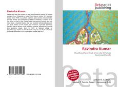 Couverture de Ravindra Kumar