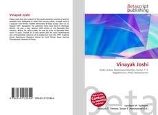 Bookcover of Vinayak Joshi