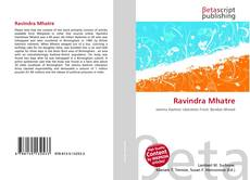 Bookcover of Ravindra Mhatre