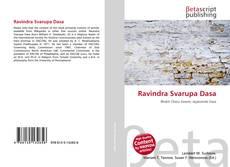 Bookcover of Ravindra Svarupa Dasa