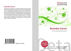 Bookcover of Ravindra Varma