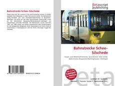 Copertina di Bahnstrecke Schee–Silschede
