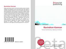 Bookcover of Ravindran Kannan