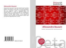 Allessandro Bausani的封面