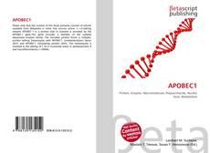 Borítókép a  APOBEC1 - hoz