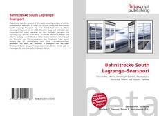 Bookcover of Bahnstrecke South Lagrange–Searsport