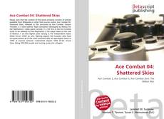 Capa do livro de Ace Combat 04: Shattered Skies
