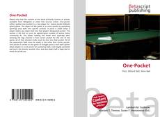 Bookcover of One-Pocket