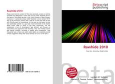 Bookcover of Rawhide 2010