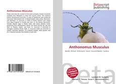 Copertina di Anthonomus Musculus