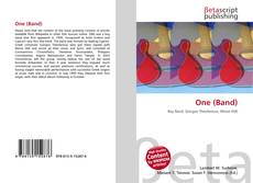 Bookcover of One (Band)