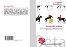 Bookcover of Samantha Albert