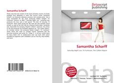 Couverture de Samantha Scharff