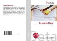 Bookcover of Samantha Stosur