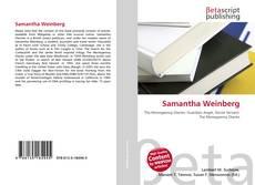 Bookcover of Samantha Weinberg