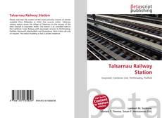 Borítókép a  Talsarnau Railway Station - hoz