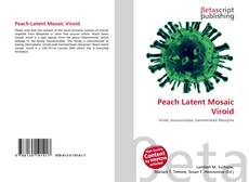 Bookcover of Peach Latent Mosaic Viroid