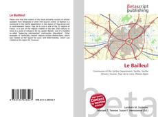 Bookcover of Le Bailleul