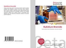 Rubidium Bromide的封面