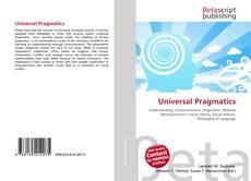 Portada del libro de Universal Pragmatics