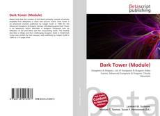 Portada del libro de Dark Tower (Module)