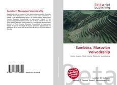 Portada del libro de Sambórz, Masovian Voivodeship