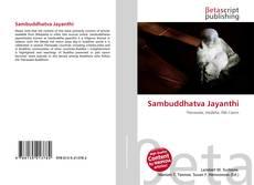 Bookcover of Sambuddhatva Jayanthi