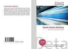 Обложка South Wales Railway