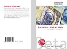 Buchcover von South West African Mark