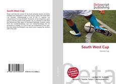 South West Cup的封面