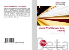 Bookcover of South West Railway Line, Sydney