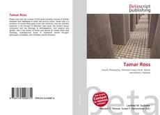 Bookcover of Tamar Ross