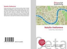 Capa do livro de Natalia Vodianova