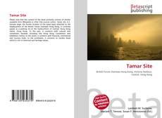 Bookcover of Tamar Site