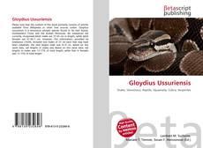 Couverture de Gloydius Ussuriensis