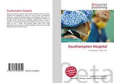 Bookcover of Southampton Hospital