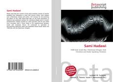 Bookcover of Sami Hadawi