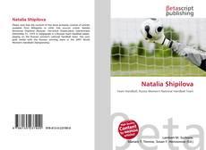 Capa do livro de Natalia Shipilova