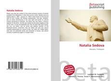 Capa do livro de Natalia Sedova