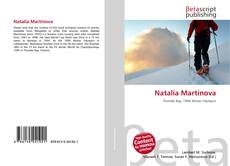 Capa do livro de Natalia Martinova