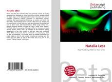 Capa do livro de Natalia Lesz