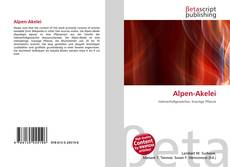 Alpen-Akelei kitap kapağı