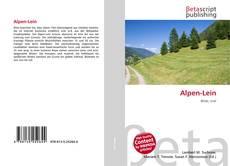 Alpen-Lein kitap kapağı