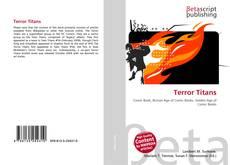 Terror Titans的封面
