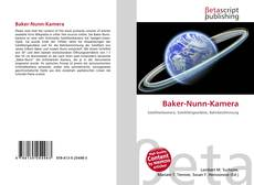 Обложка Baker-Nunn-Kamera