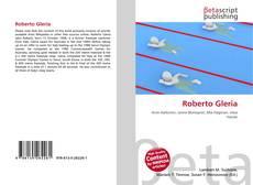 Bookcover of Roberto Gleria