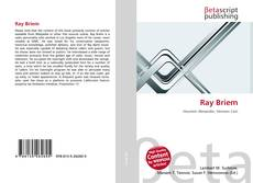 Bookcover of Ray Briem