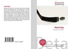 Alpenliga kitap kapağı