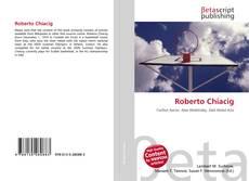 Bookcover of Roberto Chiacig